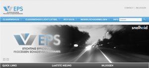 Website SEPS schadevrije jaren